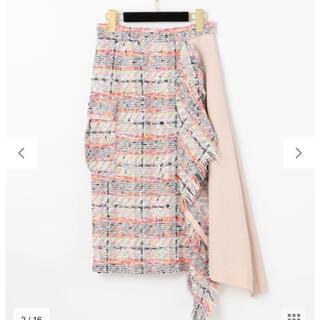 GRACE CONTINENTAL - 値下げ 今季新作 グレースコンチネンタル スカート