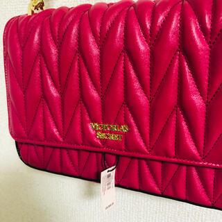ヴィクトリアズシークレット(Victoria's Secret)の【新品未使用】ビクトリアシークレット チェーンバッグ 3way(ショルダーバッグ)