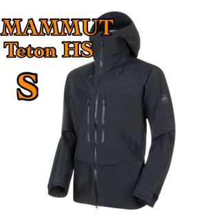 Mammut - Mammut Teton HS Hooded Jacket S ブラック