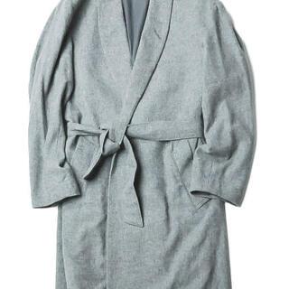 スティーブンアラン(steven alan)のSteven Alan ETARMINE DRESS GOWN コート メンズ(チェスターコート)