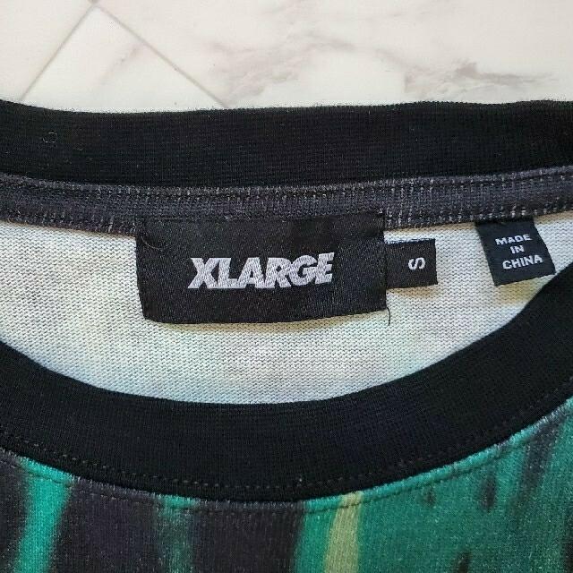 XLARGE(エクストララージ)のXLARGE エクストララージ コラボ Tシャツ M~Lサイズ相当 40周年記念 メンズのトップス(Tシャツ/カットソー(半袖/袖なし))の商品写真