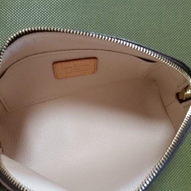 LOUIS VUITTON(ルイヴィトン)の綺麗、ポーチ レディースのファッション小物(ポーチ)の商品写真