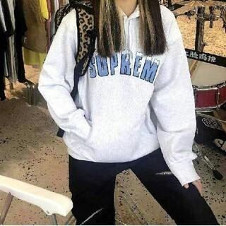 Supreme fw20 icy arc hooded sweatshirt0