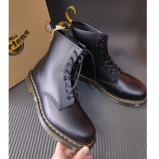 Dr.Martens - UK4 Dr.Martensドクターマーチン ブーツ 人気 未使用 黒