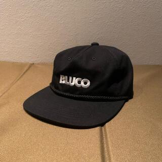 NEIGHBORHOOD - 美品BLUCO ORIGINAL ROPE CAP -SAMS LOGO