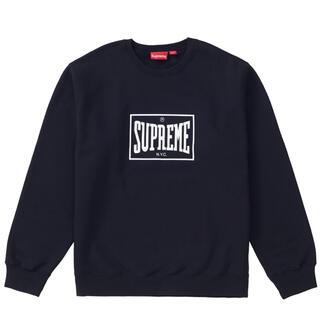 シュプリーム(Supreme)のSupreme Warm Up Crewneck(スウェット)