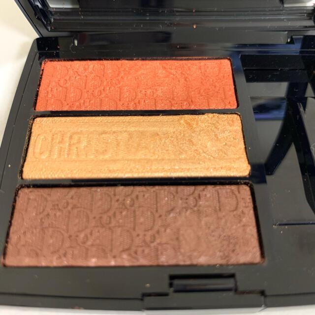Dior(ディオール)のDior ディオール トリオブリックパレット コスメ/美容のベースメイク/化粧品(アイシャドウ)の商品写真