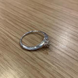 カオル(KAORU)のアトリエカオル スターダストシルバーリング ほぼ未使用品(リング(指輪))