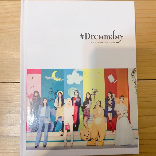 Waste(twice)(ウェストトゥワイス)のTWICE #dreamday フォトブック エンタメ/ホビーのCD(K-POP/アジア)の商品写真