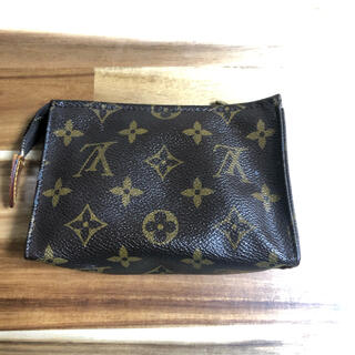 LOUIS VUITTON - 【ルイヴィトン】モノグラム ポーチ
