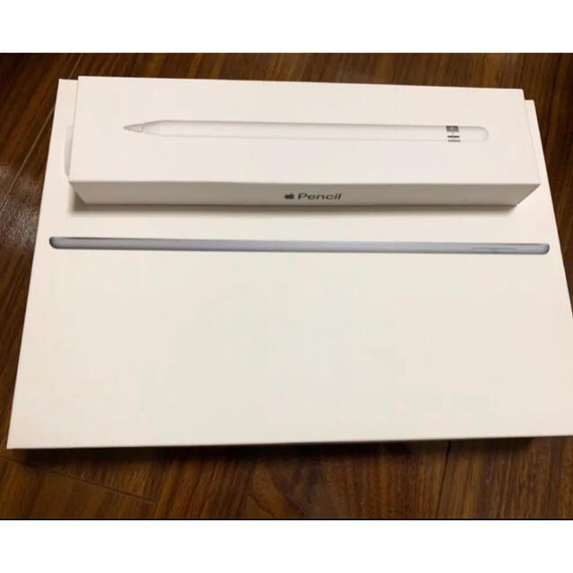 iPad(アイパッド)のpencil付 iPad Air3 Cellular版64GB【美品】 スマホ/家電/カメラのPC/タブレット(タブレット)の商品写真