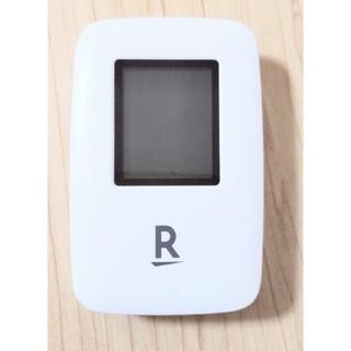 Rakuten - 【美品】楽天モバイル Rakuten pocket Wi-Fi ポケットWiFi