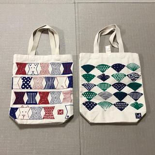 KALDI - カルディ もへじ 福袋 バッグのみ 2枚組
