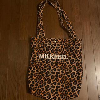 MILKFED. - milkfed トートバッグ