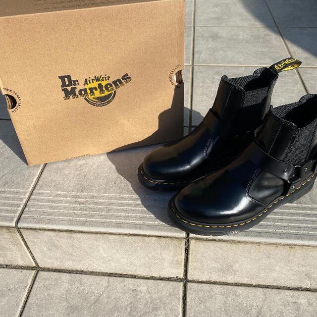 Dr.Martens(ドクターマーチン)のDr.Martens ドクターマーチン 正規品 ブラック ブーツ メンズの靴/シューズ(ブーツ)の商品写真