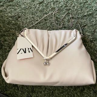 ZARA - ZARA ショルダーバック 新品タグ付き
