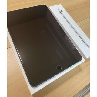 iPad - iPad mini 5世代 256GBセルラー Apple pencil 1世代