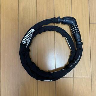 アバス(ABUS)のABUS TRESORFLEX6615 COMBO 120 ブラック(その他)