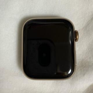 Apple Watch - Apple Watch 4 40mm ゴールドステンレス 美品