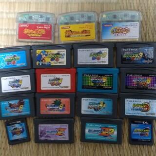 ゲームボーイアドバンス(ゲームボーイアドバンス)のロックマンエグゼシリーズ&ボクらの太陽シリーズぷらすおまけ(携帯用ゲームソフト)