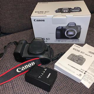 Canon - EOS6DMark2   キヤノン Canon EOS 6D MARK2 ボディ