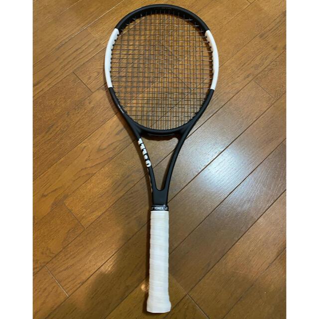wilson(ウィルソン)の美品 Wilson ウィルソン PRO STAFF 97 CV スポーツ/アウトドアのテニス(ラケット)の商品写真