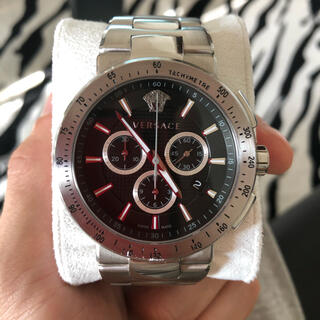 VERSACE - ヴェルサーチ 腕時計 ヴェルサーチェ