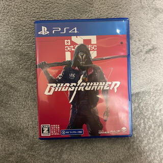 PlayStation4 - ゴーストランナー ps4