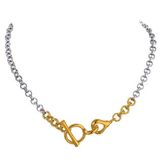BEAUTY&YOUTH UNITED ARROWS - Contrast chain necklace No.531