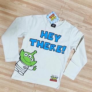 Disney - 【新品】ディズニー トイストーリー 長袖 Tシャツ 120