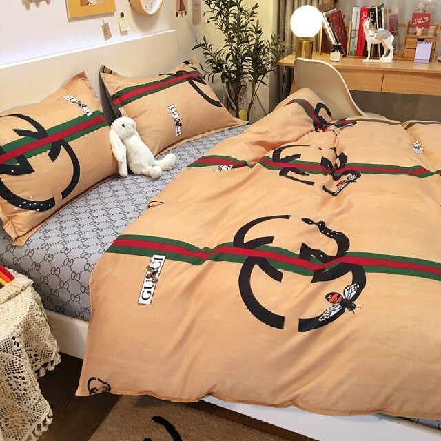 Francfranc(フランフラン)のかわいい ベッドシーツ 4セット  インテリア/住まい/日用品の寝具(シーツ/カバー)の商品写真