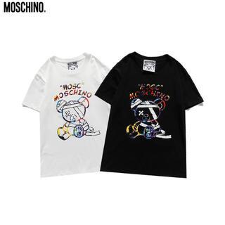 MOSCHINO - 0605MOSCHINO2枚千円値引きモスキーノTシャツ半袖