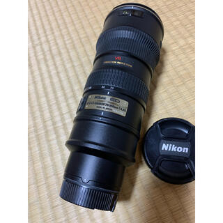 Nikon - 新品同様 AF-S VR-NIKKOR 70-200mm F2.8 G ED