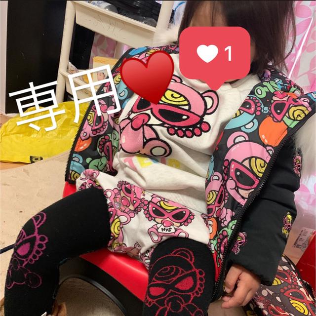 HYSTERIC MINI(ヒステリックミニ)の専用♥️ キッズ/ベビー/マタニティのキッズ服男の子用(90cm~)(Tシャツ/カットソー)の商品写真