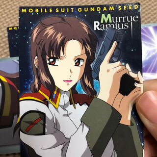 ガンダムSEED カード(カードサプライ/アクセサリ)