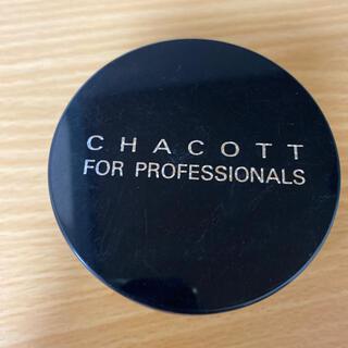 チャコット(CHACOTT)のチャコット フォープロフェッショナルズ フィニッシングパウダー バナナ30g(フェイスパウダー)