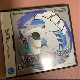 任天堂DSソフト ポケットモンスター銀(携帯用ゲームソフト)