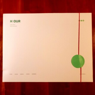 TXT THE FIRST PHOTOBOOK H:OUR