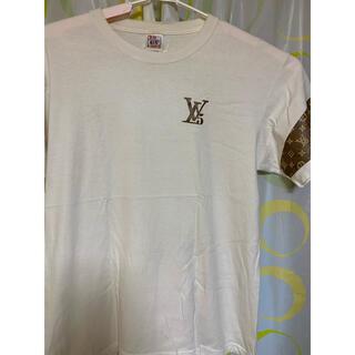 XLARGE - xlarge CROSS&STITCH 古着 tシャツ