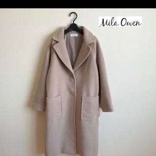 Mila Owen - 【美品】ミラオーウェン春チェスターコート