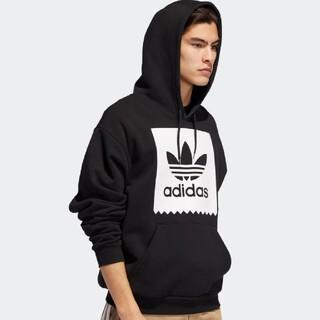 adidas - adidas  SOLID BB HOODIE フーディー パーカー 即購入可