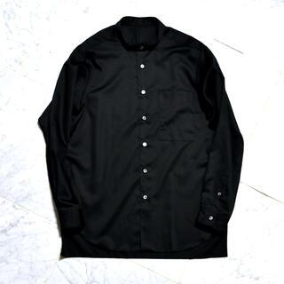 COMOLI - shinya Astolfo black helena sateen サイズ2