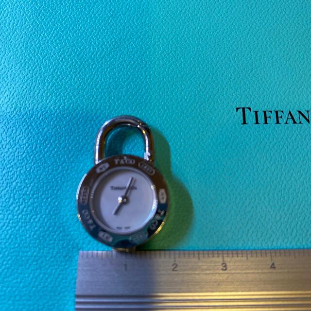 Tiffany & Co.(ティファニー)のティファニー チャーム 時計 レディースのアクセサリー(チャーム)の商品写真
