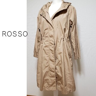 URBAN RESEARCH ROSSO - ROSSO ナイロンスプリングコート