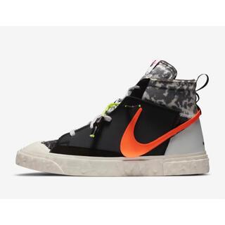 NIKE - Nike × READYMADE Blazer Mid BLACK 28.5cm