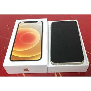 iPhone - 【超美品】iPhone12 mini white 128GB SIMフリー