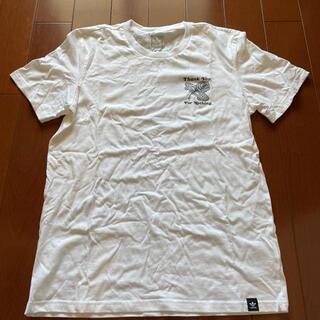 アディダス(adidas)のadidas skateboarding t-shirt 値下げ!(Tシャツ/カットソー(半袖/袖なし))