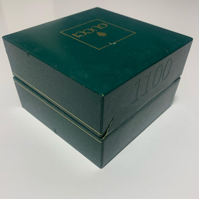 Gucci(グッチ)のGUCCI チェンジベゼル 時計 レディースのファッション小物(腕時計)の商品写真