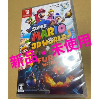 Nintendo Switch - スーパーマリオ3Dワールド+フューリーワールド Switchソフト