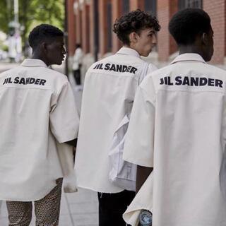 Jil Sander - Jil Sander 2020SS新作 バックロゴ ショートスリーブ シャツ